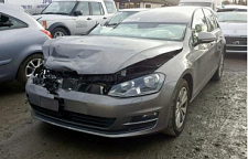VW Golf 7 2.0TDi 2014г.  6-КПП.